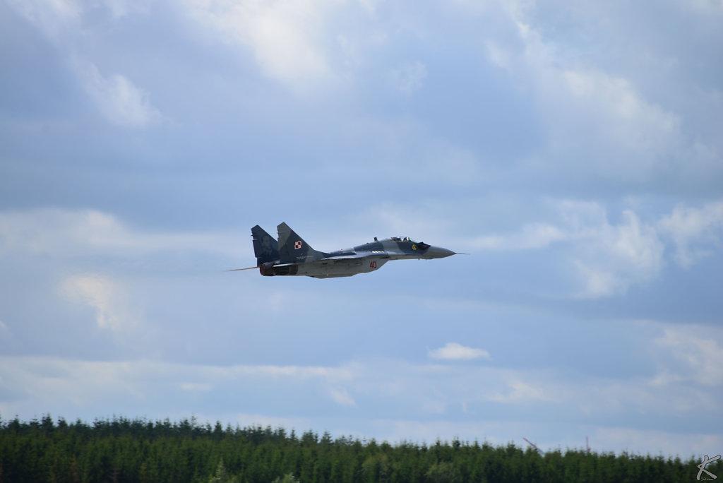 MiG29 im Start