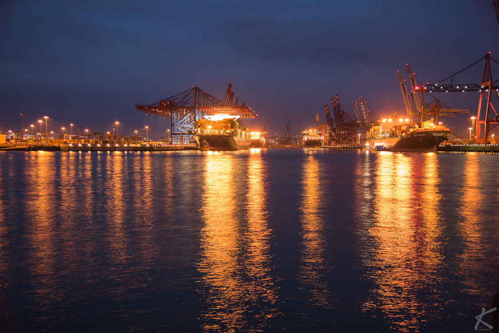 Ehemaliger Petroleumhafen
